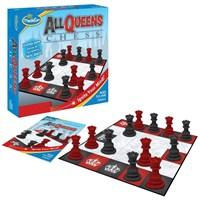 Vezirler Satrancı (All Queens Chess) Strateji Oyunu