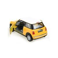 New Mini Cooper Çek Bırak 1/28 Die Cast Model Araç