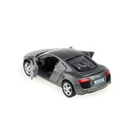 Audi R8 Çek Bırak 1/36 Die Cast Model Araç