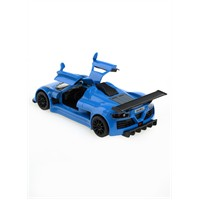 2010 Gumpert Apollo Sport Çek Bırak 1/36 Die Cast Model Araç