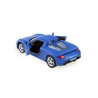 Porsche Carrera Gt Çek Bırak 1/36 Die Cast Model Araç