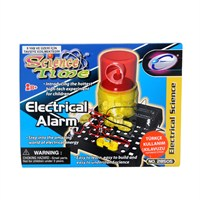 Elektrikli Alarm Bilim Zamanı Seti
