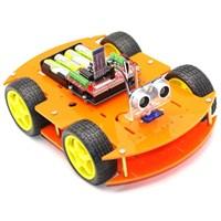 Robotus Robot Kiti Bluetooth Kontrollü Arduino Araba