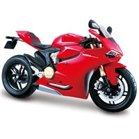 Maisto 1:12 Ducati 1199 Panigale Model Motosiklet