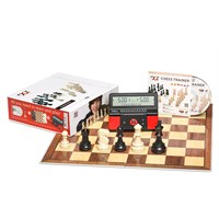 Yeni Satranç Dgt Chess Box Red