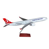 Tk Collection A330 300 1/100 Model Uçak