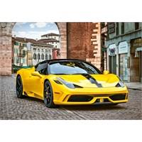 Castorland 1000 Parça Ferrari 458 Spectacle Puzzle
