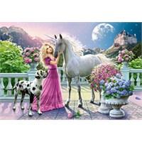 Castorland 1500 Parça Arkadaşım Unicorn Puzzle