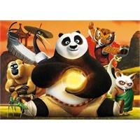Kung Fu Panda 24 Parça Maxi Çocuk Puzzle (Clementoni 24042)