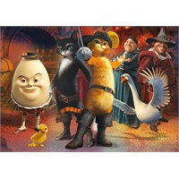Shrek Çizmeli Kedi 24 Parça Maxi Puzzle (Clementoni 24045)