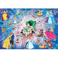 Clementoni 60 Parça Maxi Boy Puzzle (Disney Karakterleri)