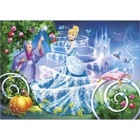 Prenses Cinderella 24 Parça Maxi Çocuk Puzzle (Clementoni 24449)
