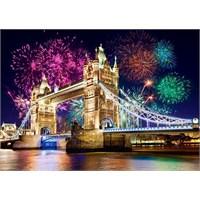 Castorland 500 Parça Tower Bridge Köprüsü Puzzle
