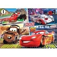 Cars 24 Parça Maxi Çocuk Puzzle (Clementoni 24470)