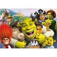 Shrek (Şrek) 24 Parça Maxi Çocuk Puzzle (Clementoni 24046)