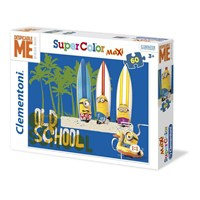 Minions 60 Parça Maxi Çocuk Puzzle (Clementoni 26741)