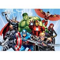 Clementoni 60 Parça Maxi Xxl Avengers (Yenilmezler) Puzzle