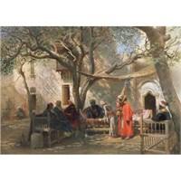 Ravensburger Dervişler (1000 Parça, Osmanlı Klasikleri)