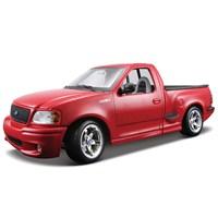 Maisto Ford Svt F-150 Diecast Model Araba 1:18 Special Edition Kırmızı