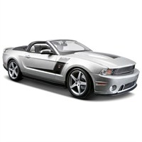 1:18 Ford Mustang Roush 427R 2010 Gri