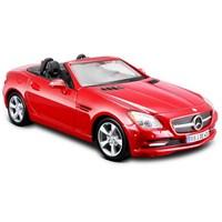 Maisto Mercedes Benz Slk 2011 Diecast Model Araba 1:24 Special Edition Kırmızı