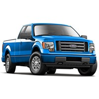 Maisto Ford F-150 2010 Diecast Model Araba 1:24 Special Edition Mavi