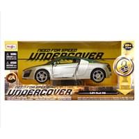 Maisto Audi R8 Model Araba 1:24 Need For Speed Undercover Gri