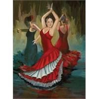 Art Puzzle 1000 Parça Flamenco