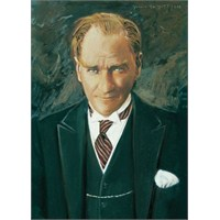 Art Puzzle 1000 Parça Puzzle Atatürk Portresi