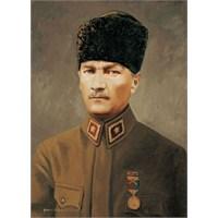 Art Puzzle 1000 Parça Başkomutan Mareşal Gazi Mustafa Kemal