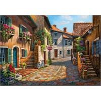 Art Puzzle 2000 Parça Rue De Village