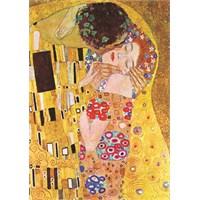 Gold Puzzle Öpücük 1000 Parça Gustav Klimt