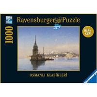 Ravensburger İstanbul Kız Kulesi (1000 Parça, Osmanlı Klasikleri)