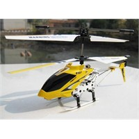 İnova Küçük Boy Rc Helikopter (S107G) (Sarı)
