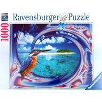 Ravensburger Plaj Kuşları 1000 Parça