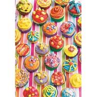 Educa 500 Parça Puzzle Colurful Cupcake
