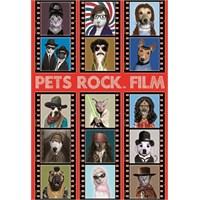 Educa 500 Parça Puzzle Pets Rock Film
