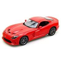 Maisto 2013 Srt Viper Gts Diecast Model Araba 1:24 Kırmızı