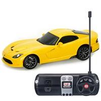 Maisto Tech 1:24 2013 Srt Viper Uzaktan Kumandalı Araba Sarı