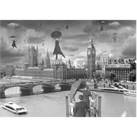 Schmidt 1000 Parça Puzzle Blown Away Thomas Barbey