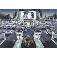 Schmidt Puzzle 1000 Parçalık Drive in Cinema