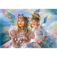 Castorland 500 Parça Puzzle Heavenly Message