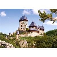 Castorland 1000 Parça Karlstein Castle Czech Republic Puzzle