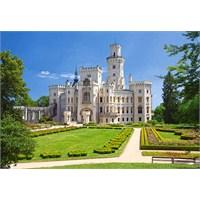 Castorland 1000 Parça Hluboka Castle Czech Republic
