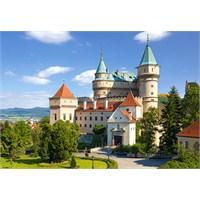 Castorland Puzzle 1000 Parça Nojinice Castle Slovakia