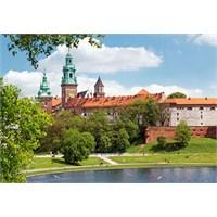 Castorland 1000 Parça Puzzle Wawel Royal Castle, Cracow, Poland
