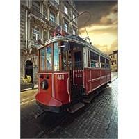Ks Games 1000 Parça Puzzle Beyoğlu Tramway