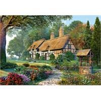 Castorland 1500 Parça Puzzle Büyülü Ev