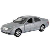 Maisto Mercedes-Benz S-Class Diecast Model Araba 1:24 Gri