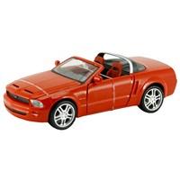 Maisto Ford Mustang Gt Concept Convertible 1:24 Special Edition Kırmızı